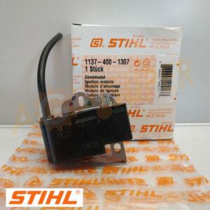 Modulo bobina elettronica per motosega Stihl MS 192 e 192 T Originale 11374001307