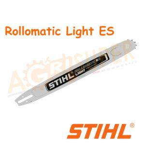 SPRANGA-STIHL-ROLLOMATIC-LIGHT-ES PER MOTOSEGA MS 360 MS 361 MS 362 MS 311 MS 462 MS 660 MS 661