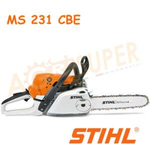 stihl ms 231 cbe